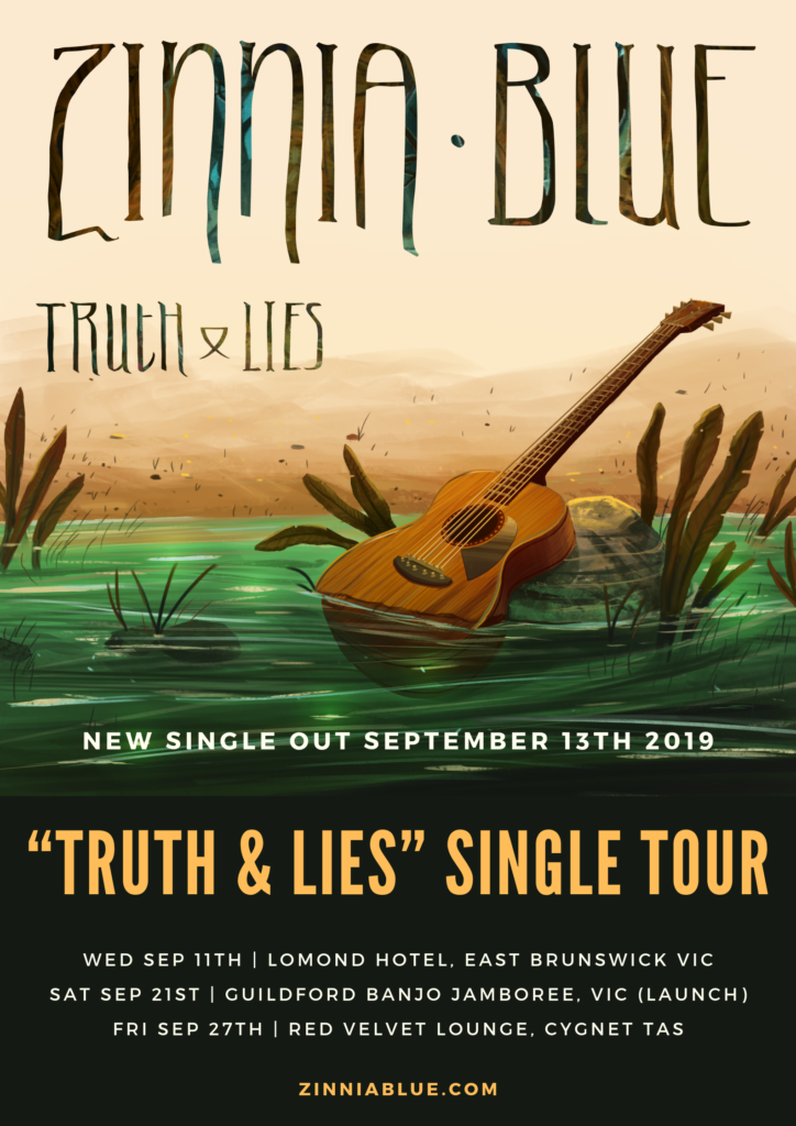 Truth & Lies Single Tour
