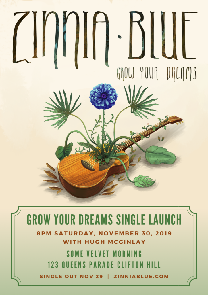 Grow Your Dreams Launch